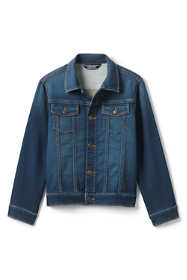 Little Kids Stretch Jean Jacket