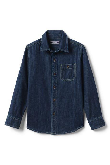 Boys Denim Shirt