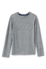 Little Boys Slub Knit Tee Shirt