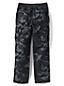 Le Pantalon Cargo Imprimé Genoux Renforcés Taille Côtelée, Garçon
