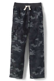 Boys Iron Knee Pull On Cargo Pant