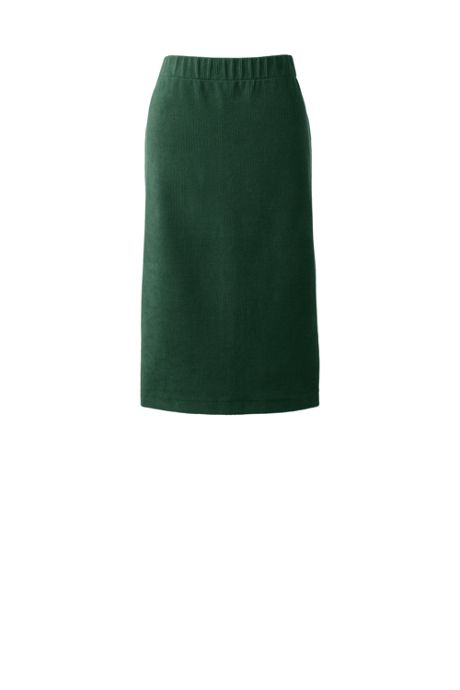 Women's Plus Size Sport Cord Skirt