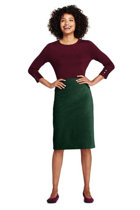 Women's Sport Cord Skirt