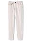 Jean Droit Coloré Taille Haute, Femme Stature Standard