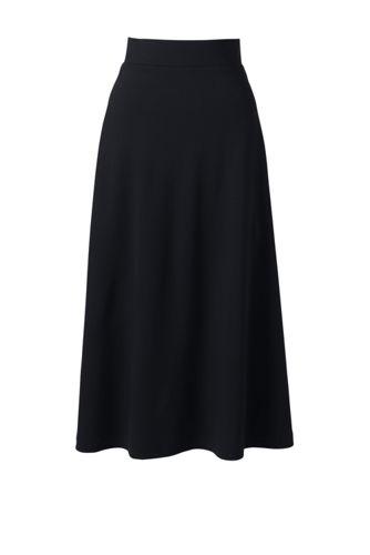 La Jupe en Jersey Stretch, Femme Grande Taille