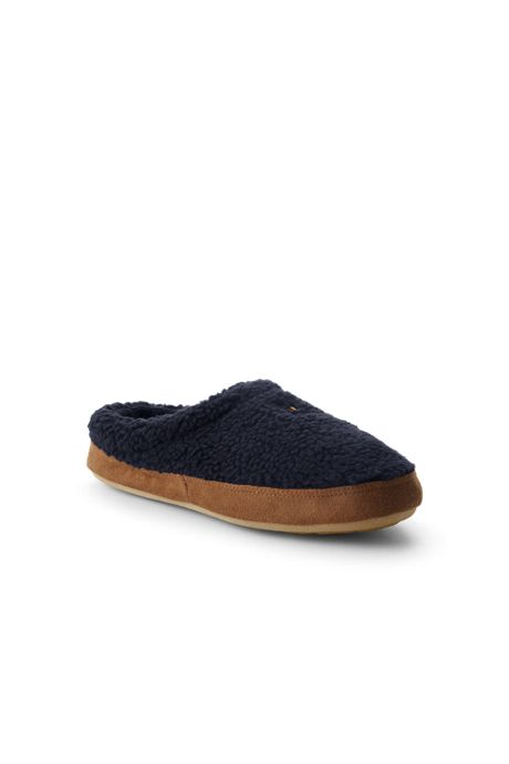 Women's Sherpa Fleece Clog House Slippers