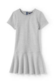 Girls French Terry Dress