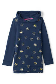 Girls Plus Hoodie Sweatshirt Tunic Top