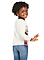Toddler Girls' Long Sleeve Allover Graphic Tee