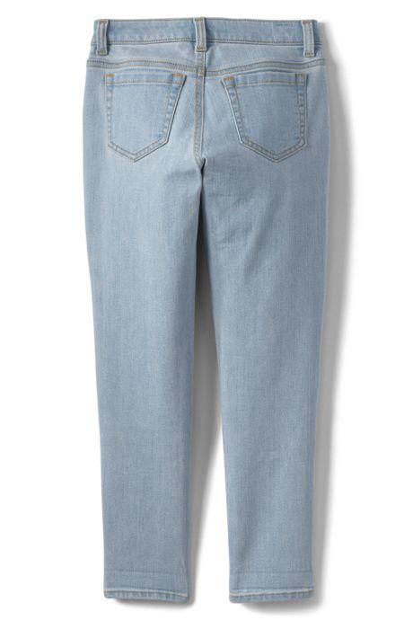 Girls Iron Knee Girlfriend Jeans