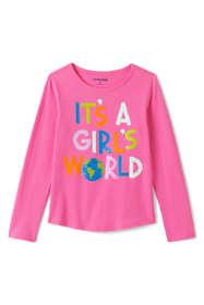 Little Girls Graphic Tee