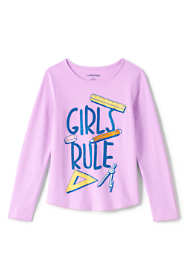 Little Girls Graphic Tee