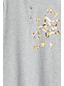 Girls' Graphic Henley Tunic Top
