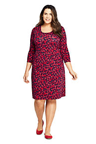 Plus Size Dresses | Lands\' End