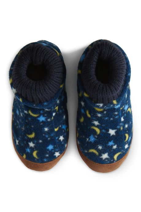 Toddlers Fleece Bootie Slippers