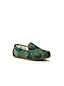 Kids' Camo Print Moccasin Slippers