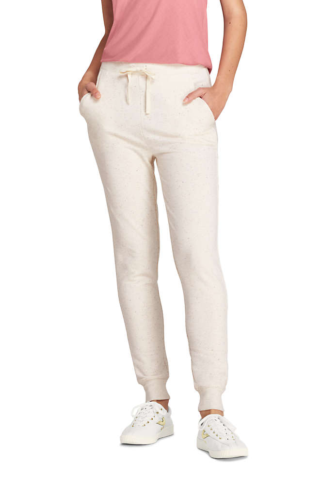 Women's French Terry Joggers, Front