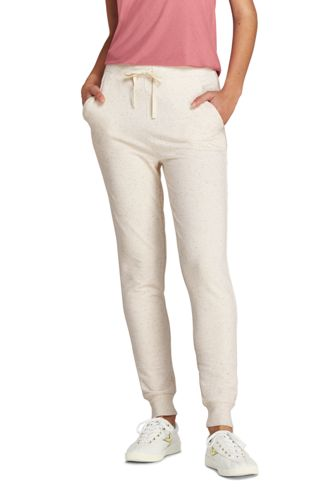 Women's Joggers in French Terry Loopback Jersey