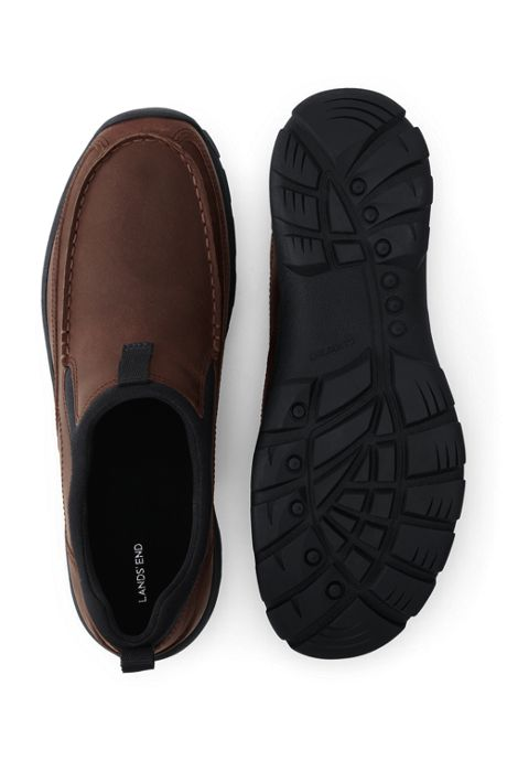 Men's Leather All Weather Moc Shoes