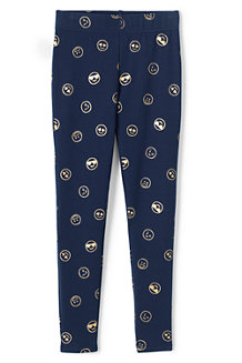 Le Legging 7/8 Graphique Iron Knees, Fille