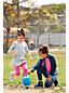 Little Girls' Iron Knees Ankle Length Novelty Jersey Leggings