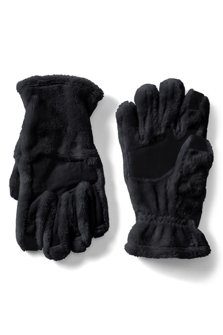 School Uniform Girls Softest Fleece Gloves