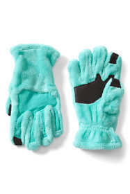 Girls Softest Fleece Gloves