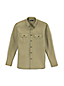 Men's Stretch Chino Work Shirt