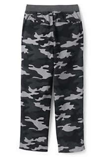 Boys Husky Iron Knee Pull On Pants, Back