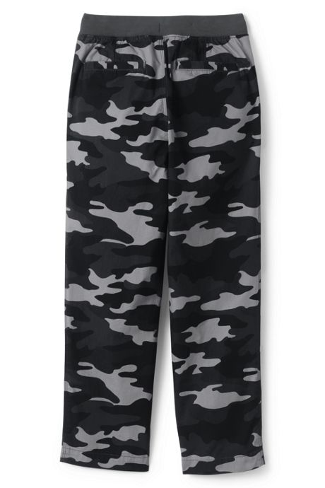 Boys Husky Iron Knee Pull On Pants