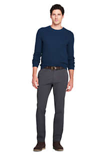 Men's Slim Fit Comfort-First Performance Travel Pants, Unknown