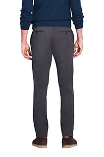 Men's Slim Fit Comfort-First Performance Travel Pants, Back