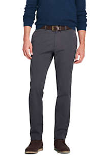 Men's Slim Fit Comfort-First Performance Travel Pants, Front