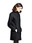 Le Manteau en Laine Mélangée, Femme Stature Standard