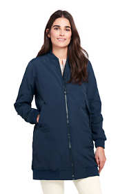 Women's 3 in 1 Bomber Long Squall Coat