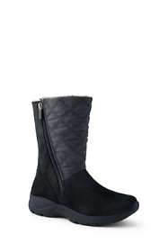 School Uniform Women's Wide All Weather Winter Boots