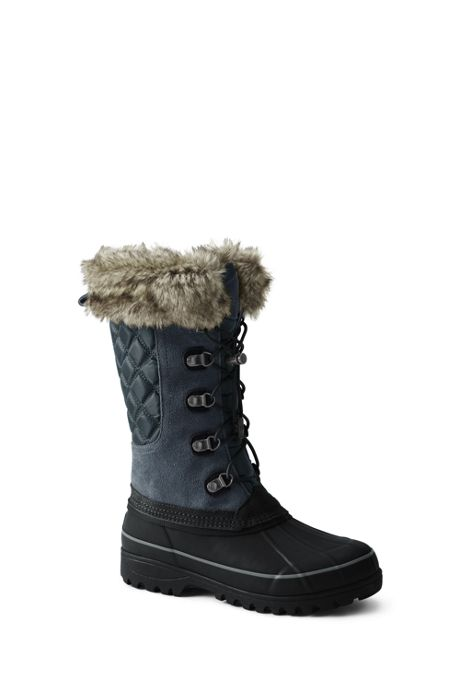 School Uniform Women's Squall Winter Snow Boots