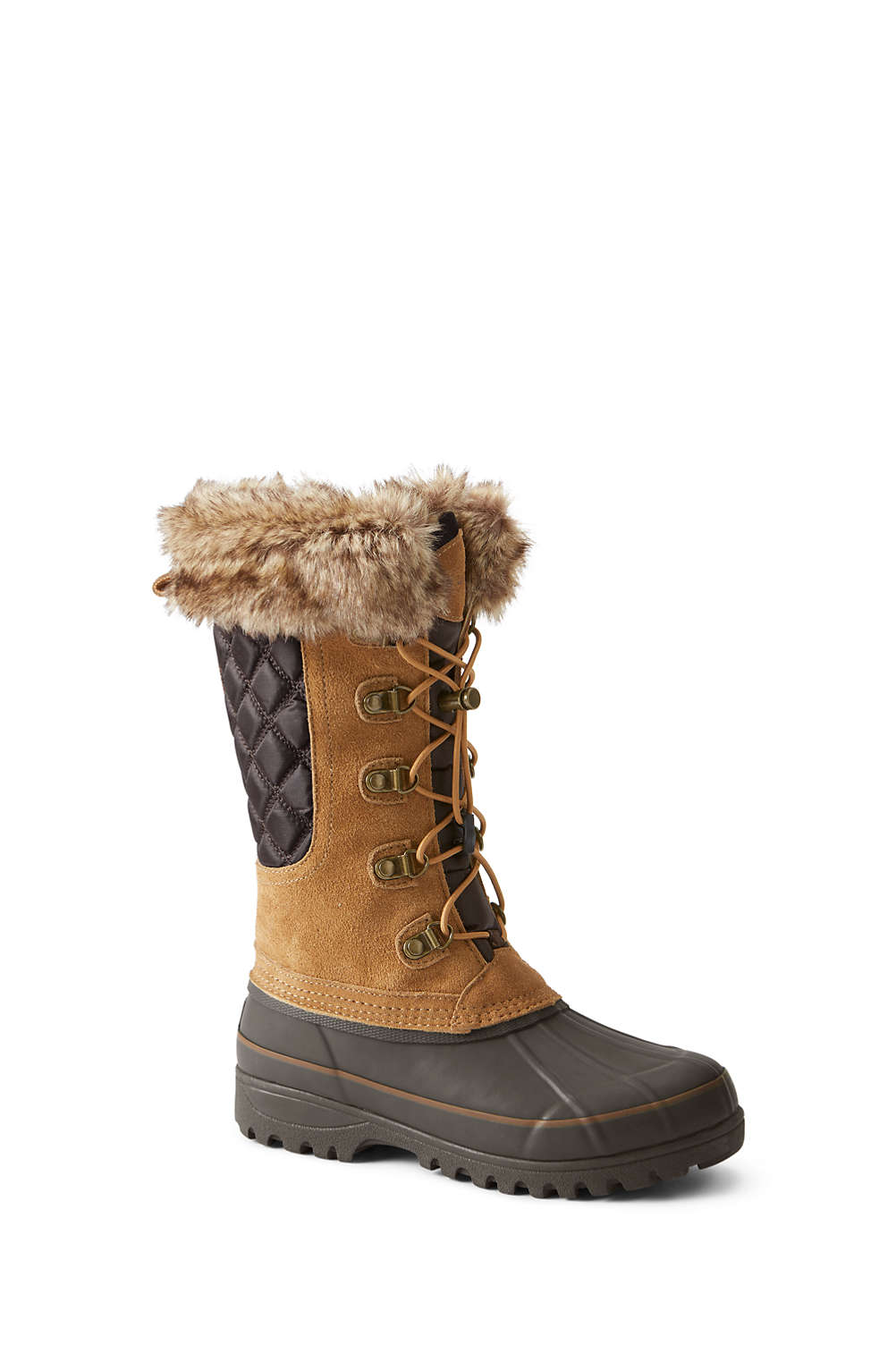 36b5e258dd5d Women s Squall Winter Snow Boots from Lands  End