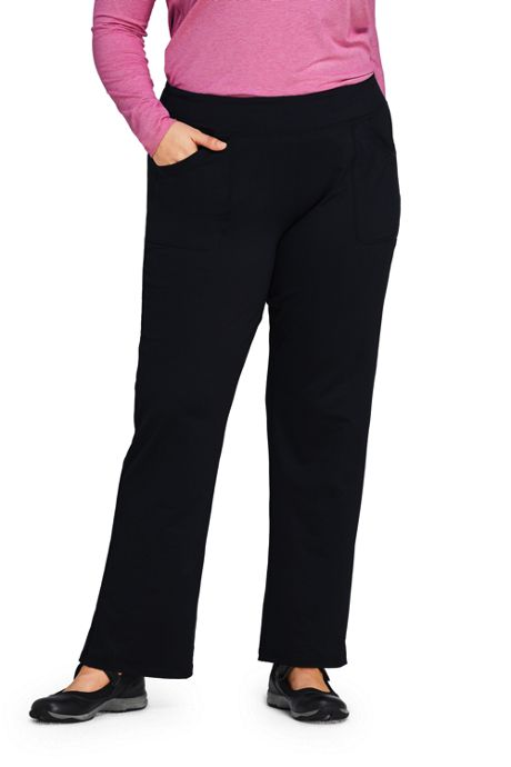 Women's Plus Size Active 5 Pocket Pants