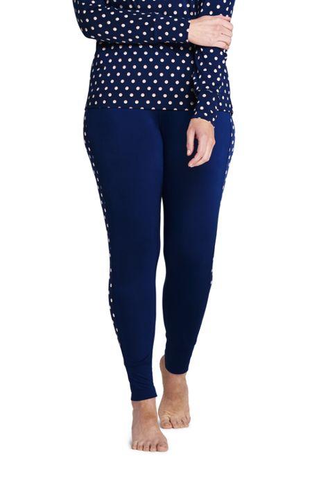 Women's Plus Size Base Layer Long Underwear Thermaskin Pants