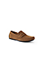 Men's Penny Loafer Driving Shoes in Suede