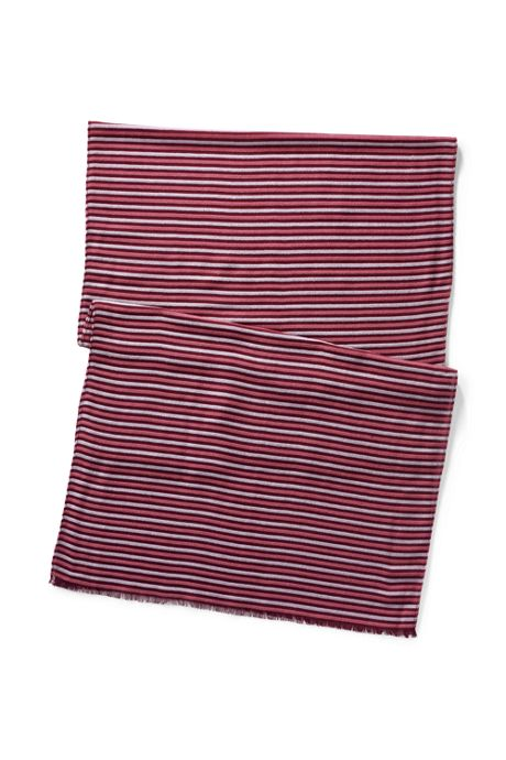 Women's Stripe Scarf