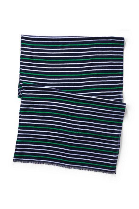 Women's Stripe Scarf