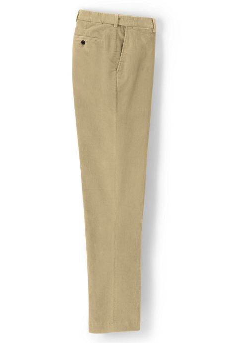 Men's Comfort Waist Comfort-First 10 Wale Corduroy Dress Pants