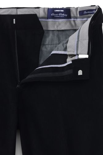 Men's Big and Tall Comfort Waist Comfort-First Fine Wale Corduroy Dress Pants