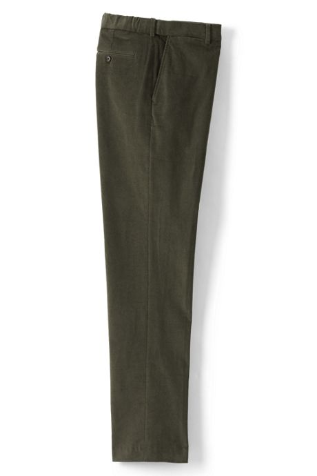 Men's Big and Tall Comfort Waist Comfort-First Fine Wale Corduroy Dress Pants
