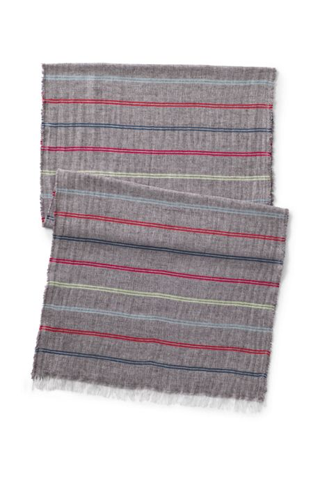 Women's Multi Stripe Scarf