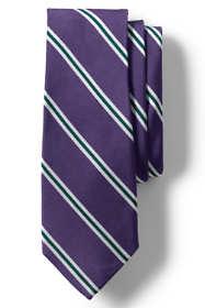 Men's Silk Wide Bar Stripe Tie