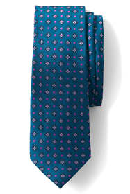 Men's Silk Medallion Multi Neat Tie