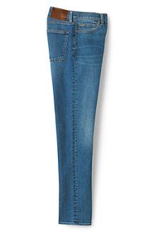 Slim Fit Denim-Jeans mit Stretch für Herren, in Wunschlänge